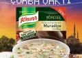 Knorr'dan Ramazan'a özel lezzet: Muradiye Çorbası