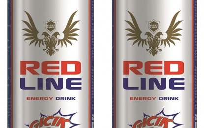 Enerji içeceği piyasasının yerli oyuncusu: RedLine