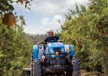 New Holland T480S VE TD4B ilk kez çiftçiyle buluştu
