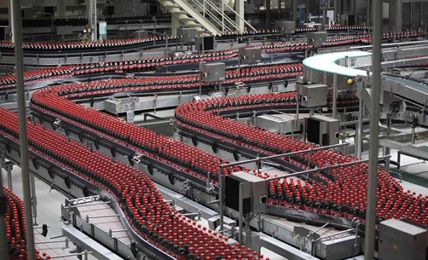 """Coca-Cola İiçecek fabrikalarına iki """"Mükemmellik Ödülü"""""""