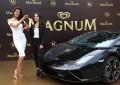 Magnum'un 25. Yıl hediyesi Lamborghini sahibini buldu