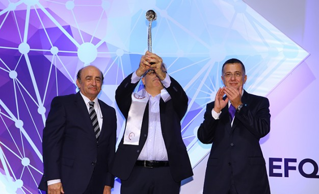 """Türk iş dünyasının """"Mükemmellik"""" ödülleri sahiplerini buldu"""