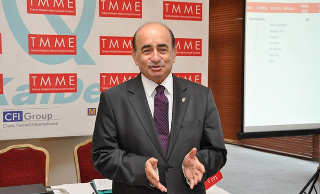 Türkiye Müşteri Memnuniyeti Endeksi'nde 36. Ölçüm Sonuçları açıklandı