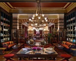 "Pera Palace Hotel Jumeirah ""En Lüks Tarihi Oteli"" seçildi"