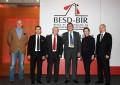 Dr. Sait Koca, BESD-BİR Yönetim Kurulu'na yeniden başkan seçildi