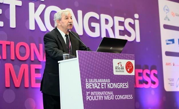 3. Uluslararası Beyaz Et Kongresi Antalya'da başladı