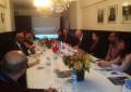 BM Global Compact toplantısı TÜGİS'te yapıldı.