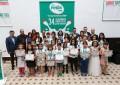 Pınar Resim Yarışması'nda 25 yetenekli çocuğa ödül