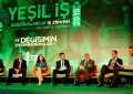 Sürdürülebilir İş Zirvesi'nde 'Değişimin Yeni Paradigmaları'nı tartışıyor