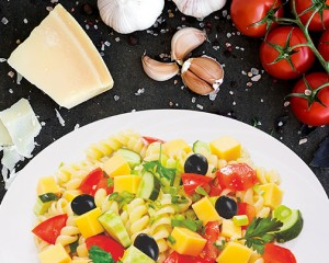 Sağlıklı beslenmek tercihi: Makarna