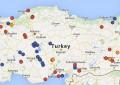81 ildeki gönüllü temsilcileri iletti, TEMA haritaladı:  Türkiye'de en az 59 su varlığı ciddi tehdit altında