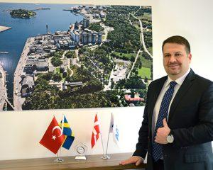 """AAK Türkiye, Ortadoğu ve Afrika'dan Sorumlu Genel Müdür Tolga Tanrıöver:  """"Ürün geliştirme aşamasında müşterimizin yanındayız"""""""
