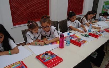 Uluslararası Pınar Çocuk Resim Yarışması'na başvurular başladı