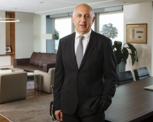 """Kibar Holding Yönetim Kurulu Başkanı Ali Kibar:""""İstihdam ettiğimiz bir kişi ile 10 kişiye iş imkanı yaratıyoruz"""""""