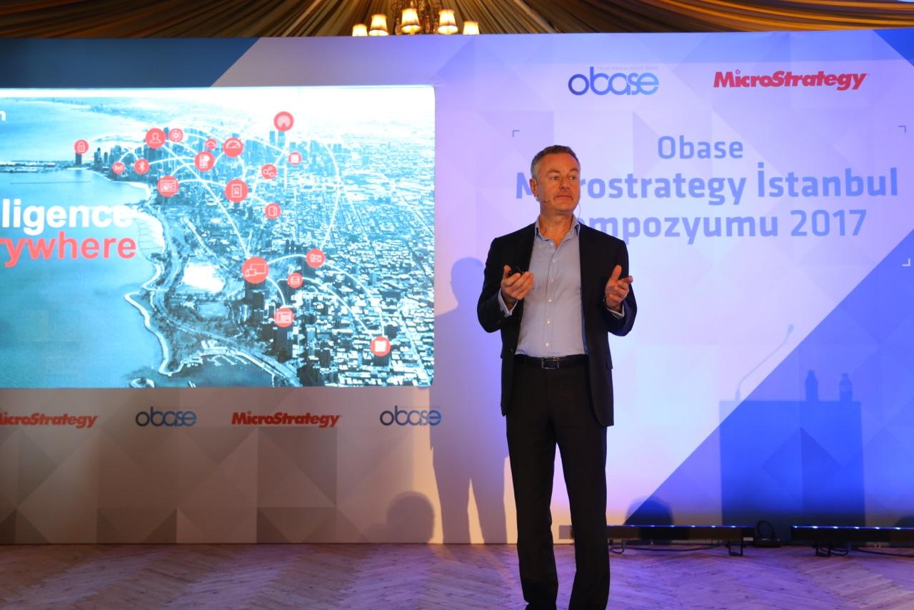 Türkiye'nin ilk MicroStrategy Sempozyumu İstanbul'da düzenlendi