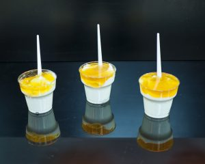 İftarda ağır tatlılar yerine ballı yoğurt