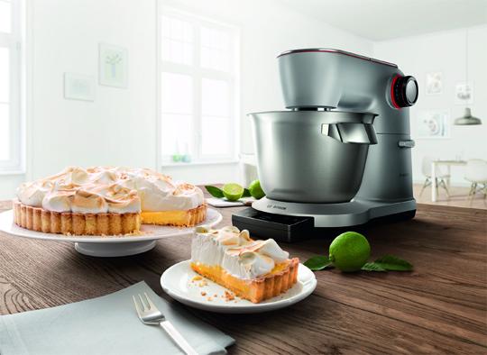 Bosch'tan optiMUM mutfak makinesi