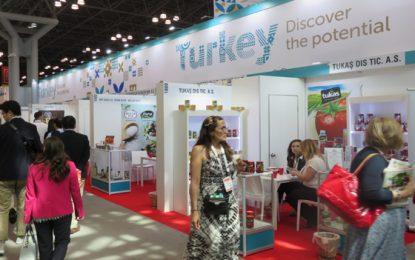 New York Fancy Food Fuarı'na Türkiye damgasını vuracak