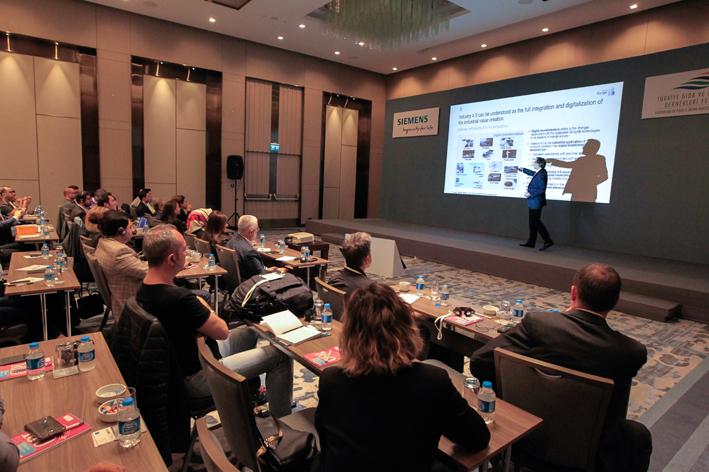 Siemens Gıda Günü'nde dijitalleşmenin yarattığı potansiyel keşfedildi
