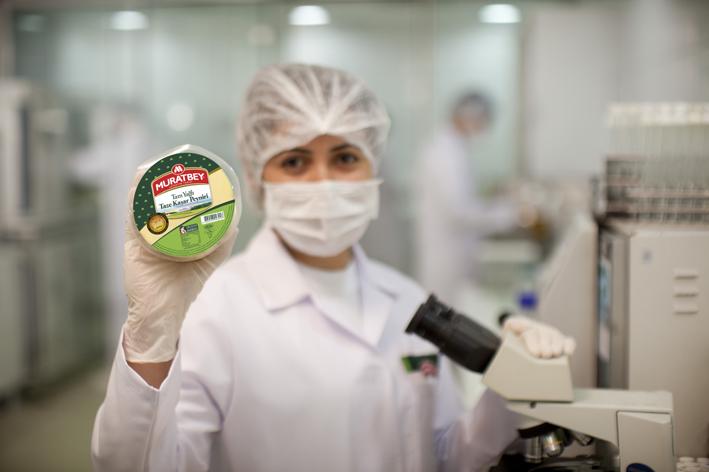 Muratbey, Makine Ar-Ge Merkezi ile peynircilikte fark yarattı