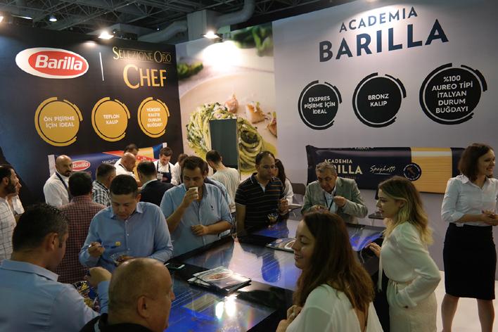 Barilla geleceğin restoran konseptini deneyimletti