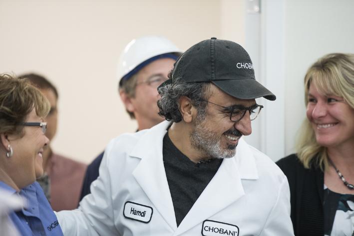 Dünyayı değiştiren 50 şirketten biri Chobani