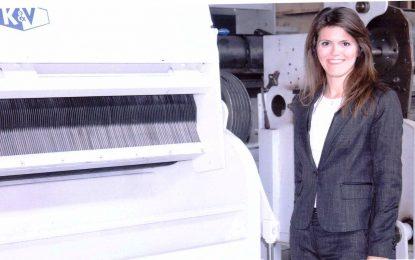 """Vardarcı Makina Dış Ticaret Müdürü Gülser Vardarcı Kacar: """"Dünyada ekstraksiyonsuz soğuk yağ üretimine ilgi arttı"""""""
