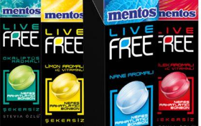 Mentos Live Free