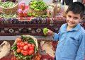 Mix Kayseri'de organik pazar