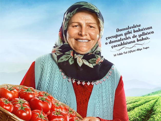 Çiftçileri Tat'ı anlatıyor