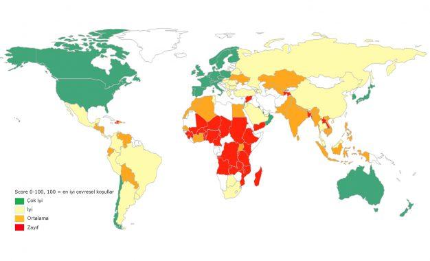 Küresel Gıda Güvenliği Endeksi 2017 sonuçlandı