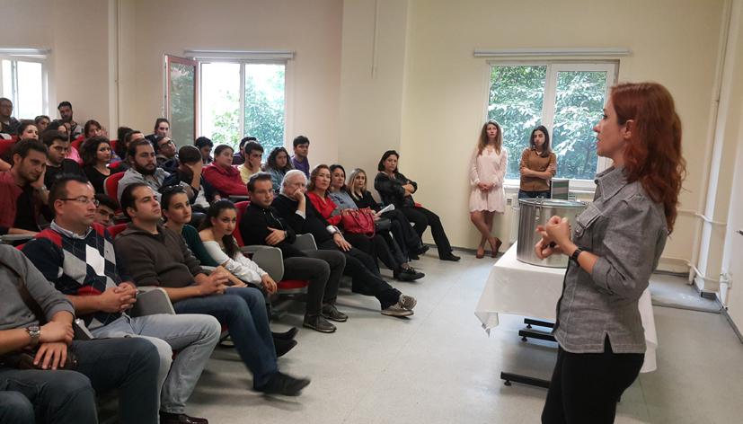 """Yeditepe Üniversitesi, """"Dünya Gıda Günü""""nü kutladı"""