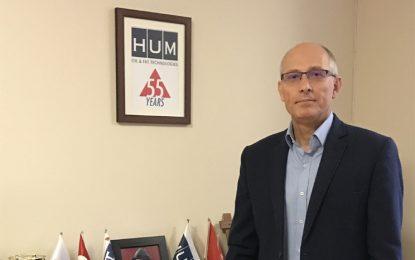 """HUM Bitkisel Yağ Teknolojileri Genel Müdürü Ertuğrul Uzun: """"Yerli sanayiyi sonuna kadar desteklemeliyiz"""""""