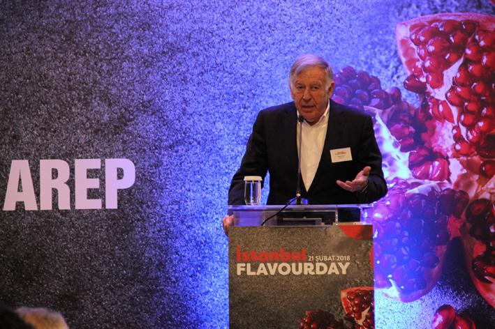 """Beşinci """"Flavourday"""" İstanbul'da yapıldı"""