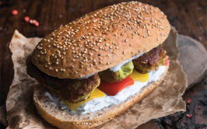 Uno'dan özel antik tahıllı sandviç ekmeği