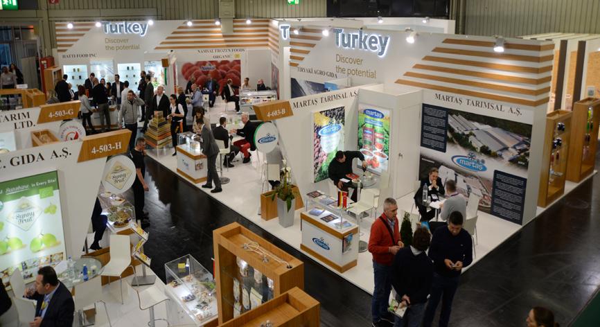 Türk organik sektörü BioFach'ta şova hazırlanıyor