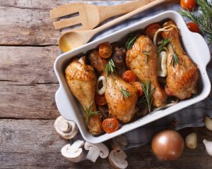 Tavuk eti B vitamini zengini