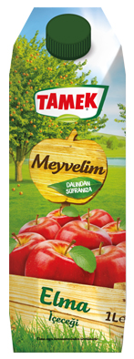 Tamek Meyvelim'e iki yeni lezzet