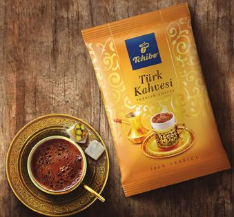 Tchibo'dan Türk kahvesi