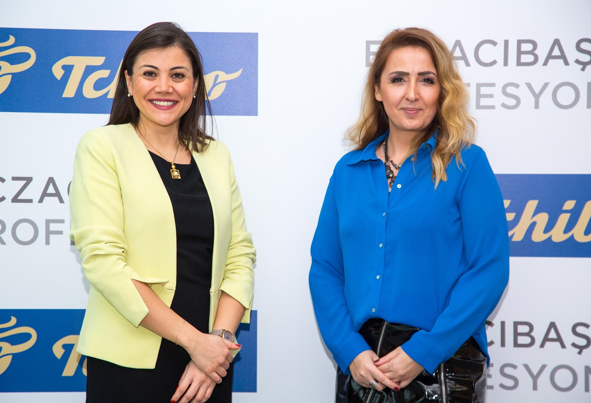 Tchibo Türkiye ve Eczacıbaşı Profesyonel'den işbirliği anlaşması