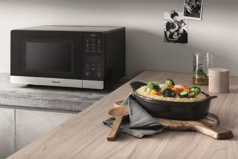 Hotpoint Chef Plus mikrodalga fırın