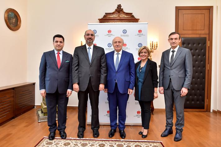 Marmara Üniversitesi ve Sabri Ülker Vakfı, toplum sağlığı için araştırma merkezi kuruyor