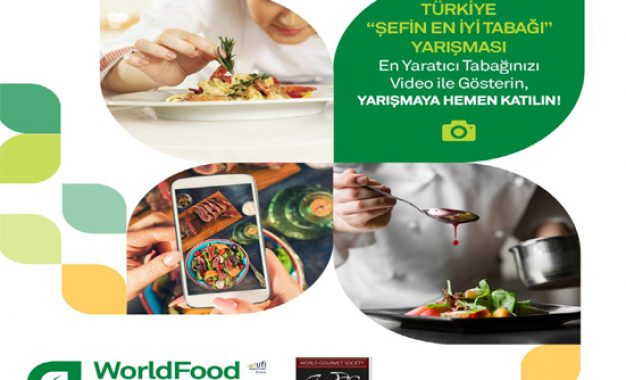 WorldFood İstanbul'da 'Gıda 360 Deneyimi'