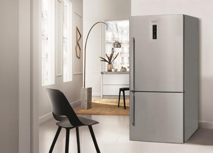 Hotpoint'ten geniş hacimli buzdolapları