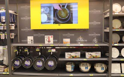 Gastronometro'nun ilham veren mutfak ürünleri Metro'da satışta