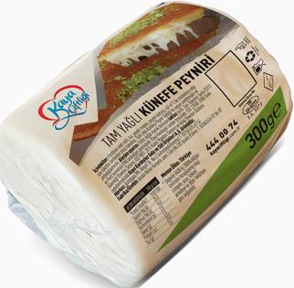 Kaya Çiftliği'nden Künefe Peyniri