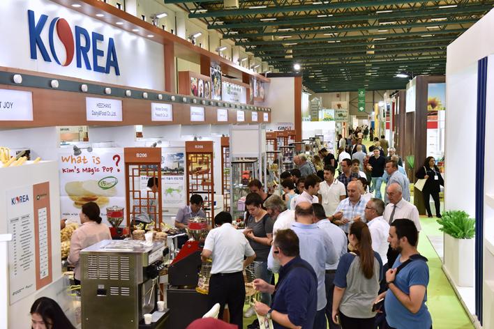 26. WorldFood İstanbul, 5 Eylül'de kapılarını açıyor