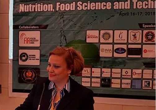 Nutrifood Technology 2018 Kongresi Dubai'de gerçekleştirildi