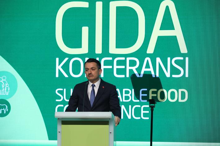 """Tarım ve Orman Bakanı Pakdemirli: """"Dünyada açlığa son vermenin yolu, sürdürülebilir tarımdan geçiyor"""""""