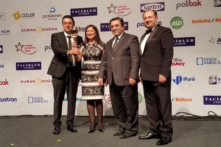 Türk Tuborg şişesi ödül aldı